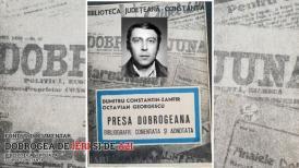 #citesteDobrogea   Scriitorul dobrogean Octavian Georgescu sărbătoreşte 81 de ani