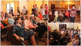 #RespectTeatru: Au construit din iubire, iar ZIUA de Constanţa le-a oferit... nemurire. Digitalizarea celor şapte cărţi despre comunitatea teatrală constănţeană a provocat un proiect unic în România (galerie foto)