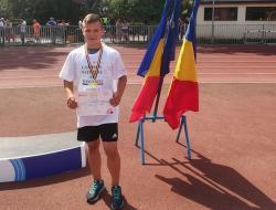"""Atlet la LPS """"Nicolae Rotaru"""" Constanţa Georgică Marian Turnea, campion naţional la juniori 2 (galerie foto)"""