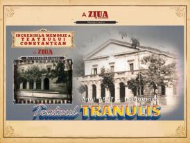 1927, Inaugurare Teatrul Tranulis