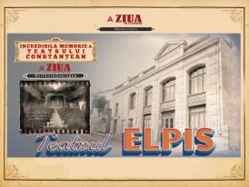 1898, Inaugurare Teatrul Elpis