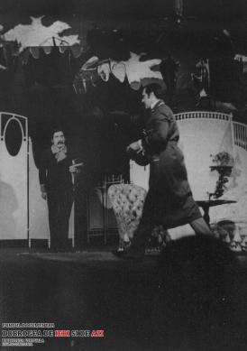 """Teatrul național. """"O scrisoare pierdută"""". Jean Constantin"""