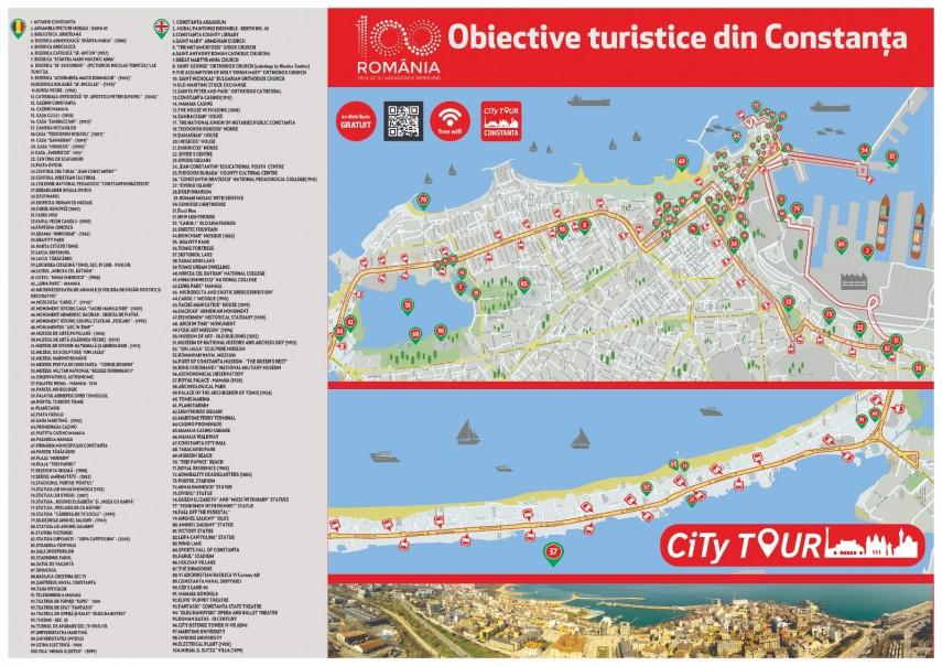 Ratc Promovează 100 De Obiective Turistice Din Constanţa Prin