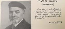 """#citeșteDobrogea 152 de ani de la nașterea unui dobrogean rarisim - Ioan N. Roman. """"Dobrogea îi va fi pe veci recunoscătoare"""" (Nicolae Iorga)"""