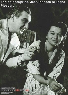 """""""Zări de necuprins"""". Jean Ionescu și Ileana Ploscaru"""