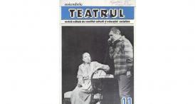 TEATRUL nr.11 noiembrie 1988