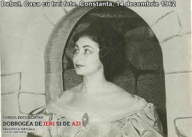 """""""Casa cu trei fete"""". Debut Constanța, 14 decembrie 1962"""