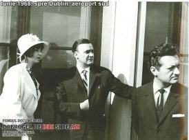 Iunie 1968, spre Dublin, aeroport sud