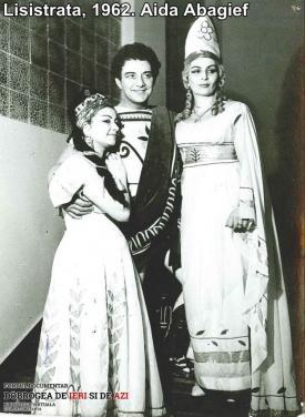"""Lysistrata"", 1962"
