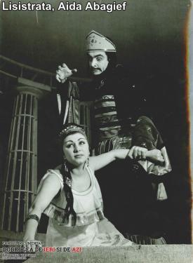 """Lysistrata"", Aida Abagief"
