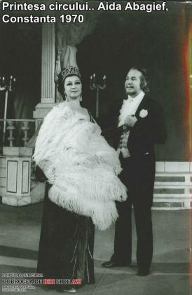 """""""Prințesa circului"""". Constanța, 1970"""