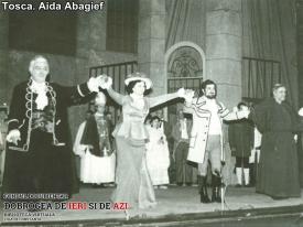 """""""Tosca"""", Aida Abagief"""