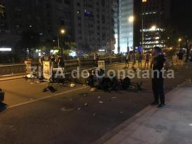 Coordonatorul acţiunii jandarmilor la protestul din 10 august din Piaţa Victoriei Cerem scuze persoanelor care au suferit în mod gratuit