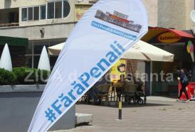 """Vineri, echipele vor fi la Cernavodă  La Tulcea, 4.000 de semnături pentru inițiativa cetățenească """"Fără penali în funcții publice"""" au fost strânse și de liberali"""