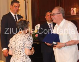 """#RespectTeatru: Medalia """"Jean Ionescu"""" şi placheta CJC #RespectTeatru, pentru coregraful Vasile Mihai"""
