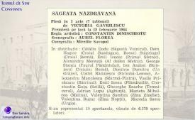 1964 Sageata Nazdravana