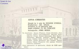 1965 Anna Christie