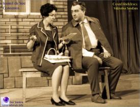 1965 Neidentificata Costel Radulescu  Valentina Sambra