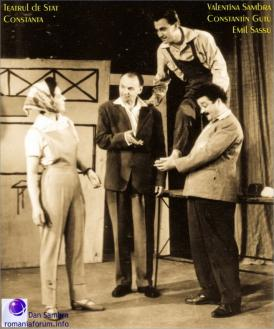 1965 Neidentificata Valentina Sambra  Constantin Gutu  Emil Sassu