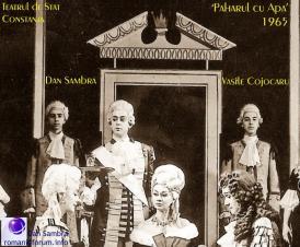 1965 Paharul Apa Dan Sambra  Vasile Cojocaru