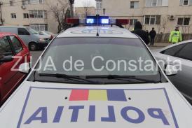 Accident rutier în Constanţa, pe strada Buricescu. Două victime
