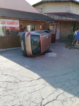 Accident rutier în localitatea Mihail Kogălniceanu