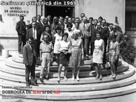 Sesiunea științitică din 1969