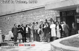 Vizită la Tulcea, 1979