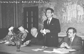 """#AdrianV.Rădulescu - ctitorul: Dr. Liviu Lungu - """"Cu emoţie calmă, despre Adrian Rădulescu, scurte amintiri răvăşite..."""" (galerie foto)"""
