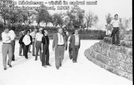 #AdrianV.Rădulescu - ctitorul: Activitatea ştiinţifică a profesorului Adrian Rădulescu, oglindită în studiile şi monografiile dedicate istoriei Dobrogei (galerie foto)