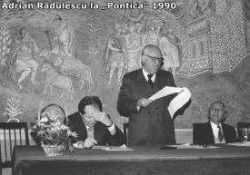 #AdrianV.Rădulescu - ctitorul: Dr. Gheorghe Papuc, despre extraordinarele realizări muzeistice ale directorului Adrian Rădulescu (galerie foto)