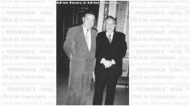 """#AdrianV.Rădulescu - ctitorul: Prof. univ. dr. Adrian Bavaru - """"Câţi dintre cei care s-au perindat la conducerea oraşului sau a judeţului Constanţa au reuşit să mai ctitorească precum Adrian Rădulescu?"""" (galerie foto)"""