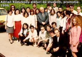 #AdrianV.Rădulescu - ctitorul: Adrian V. Rădulescu şi devenirea universitară a Constanţei (galerie foto)