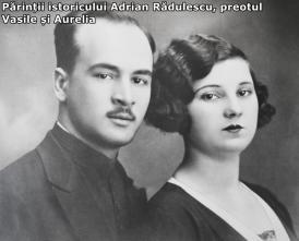 #AdrianV.Rădulescu - ctitorul: Istoricul Adrian Rădulescu şi legăturile cu viaţa spirituală a Tomisului (galerie foto)