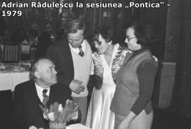 """#AdrianV.Rădulescu - ctitorul: Dr. Vasile Sârbu - """"Adrian V. Rădulescu a fost un foarte bun patriot"""" (galerie foto inedită)"""