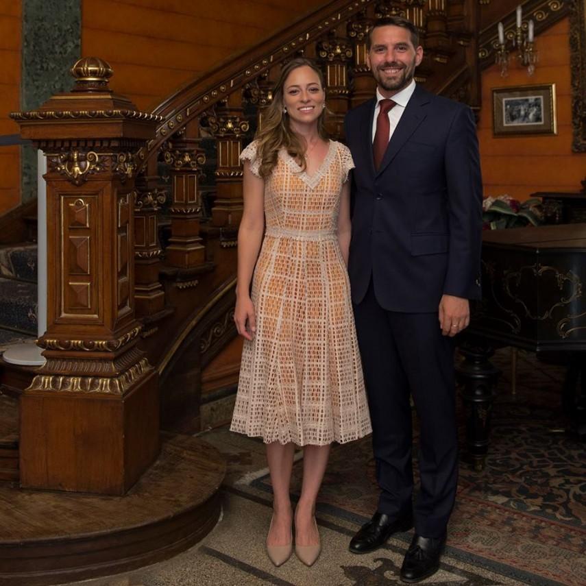 Nuntă Regală în România Fostul Principe Nicolae Se Cunună Religios