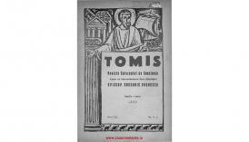 Tomis. Revistă eparhială de Constanţa - anul XXI, aprilie - iunie 1944, nr. 4-6