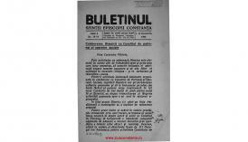 Buletinul Sfintei Episcopii Constanţa, anul 1, 1943, nr. 13-14