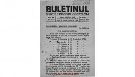 Buletinul Sfintei Episcopii Constanţa, anul IV, 1946, nr. 3-7