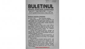Buletinul Sfintei Episcopii Constanta, anul IV, 1946, nr. 8-9