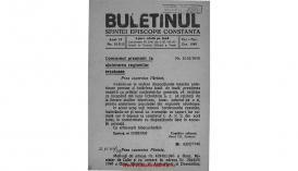 Buletinul Sfintei Episcopii Constanţa, anul IV, 1946, nr. 10-12