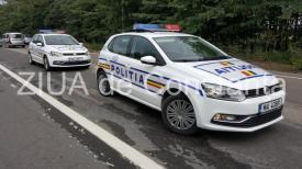 Judeţul Constanţa Autoturism răsturnat la ieşire din Medgidia. Două victime