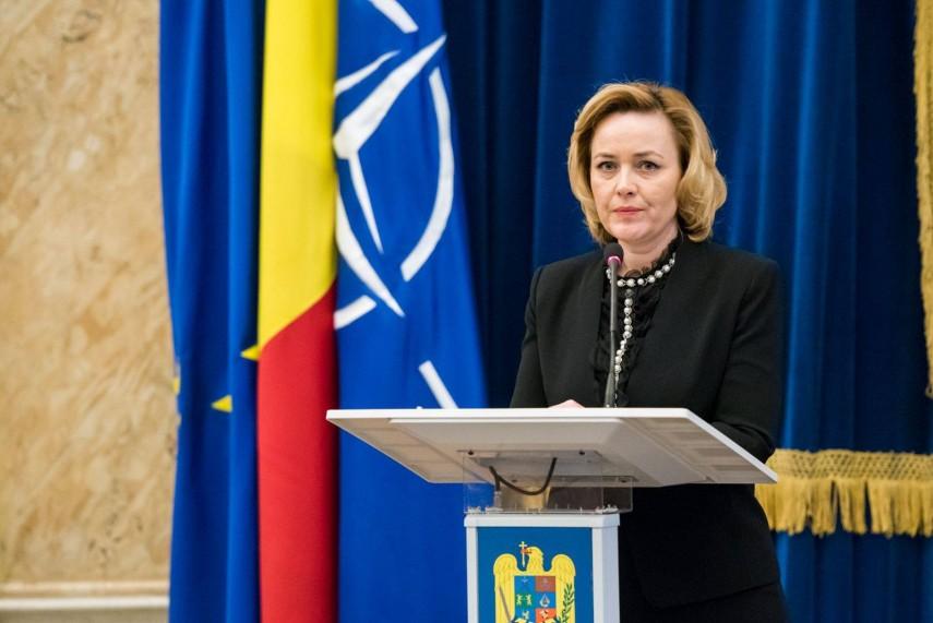 Carmen Dan, intrevedere cu comisarul european pentru Uniunea securitatii, Julian King. Care au fost temele de discutie