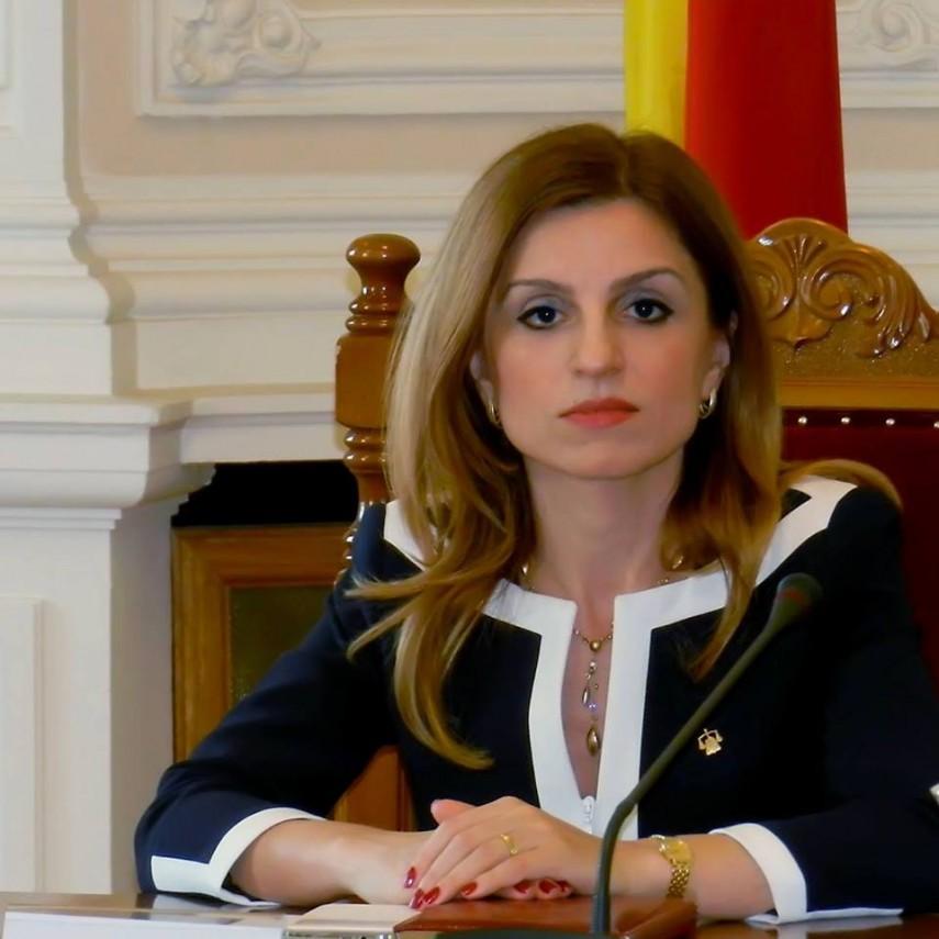 Marieta Safta, eliberata la cerere, din functia de secretar de stat la Ministerul Justitiei