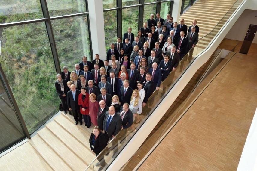 Procurorul general, Augustin Lazar, prezent la Forumul Consultativ al Procurorilor Generali si Șefilor Procuraturilor Statelor membre ale Uniunii