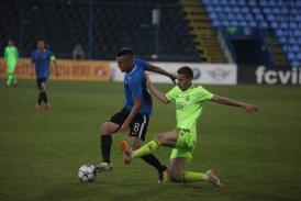 Youth League, turul I, manșa retur Dinamo Zagreb U19 - FC Viitorul Constanța  U19 2-0