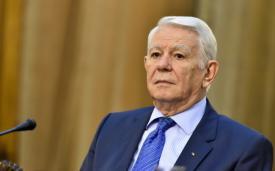 Teodor Meleșcanu, întrevedere cu viceprim-ministrul pentru integrare europeană al Republicii Moldova, Iurie Leancă