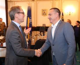 Mihai Fifor Întâlnire cu reprezentanţi ai Camerei de Comerţ a SUA. Ce s-a discutat