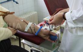 Apel al Centrului Regional de Transfuzii Sanguine Constanța. Donatorii sunt așteptați în week-end să doneze sânge