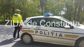Dosar penal pentru un şofer băut, depistat pe DN 22C-Medgidia